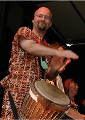 West African Drumming 2021